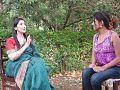 Sindhura with Manisha Koirala.jpg