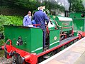Sir Berkeley at The Keighley & Worth Valley Railway.jpg