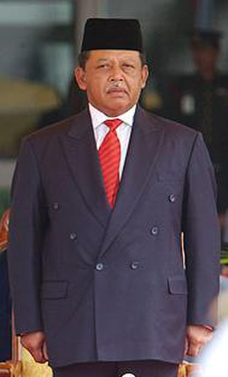 Sirajuddin of Perlis - Image: Sirajuddin 2