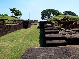 Bhubaneswar - Remains of the ancient city of Sisupalgarh, on the outskirts of Bhubaneswar, dated between 3rd century BCE