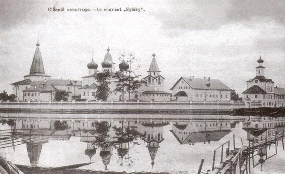 Антонево-Сийский монастырь