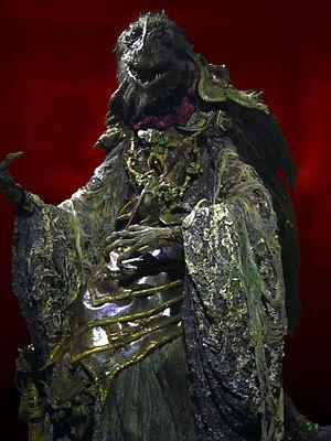 Skeksis - skekUng the Garthim Master