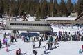 Ski lift area, Mammoth Lakes, California LCCN2013633743.tif
