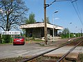 Skoczow Bladnice train stop 2009-05-03.jpg