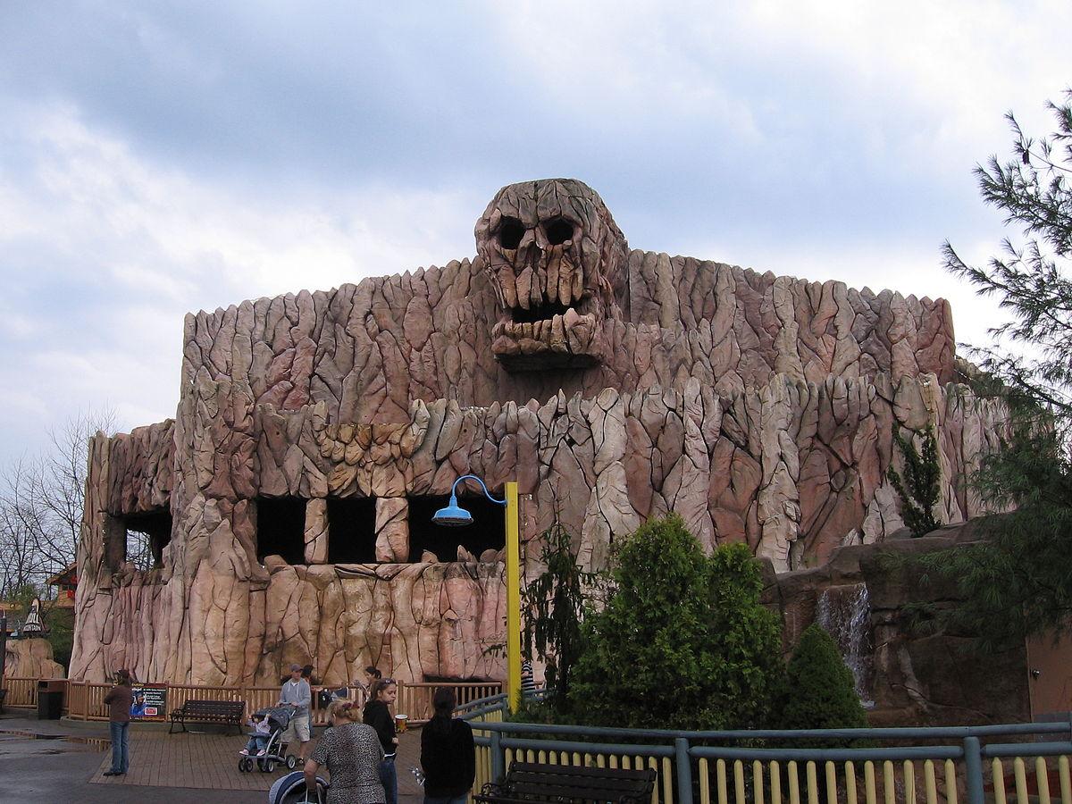 24 Hour Tire >> Skull Mountain - Wikipedia