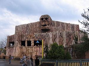 Skull Mountain - Skull Mountains exterior