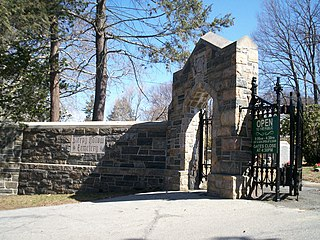 Sleepy Hollow Cemetery cemetery in Sleepy Hollow, New York