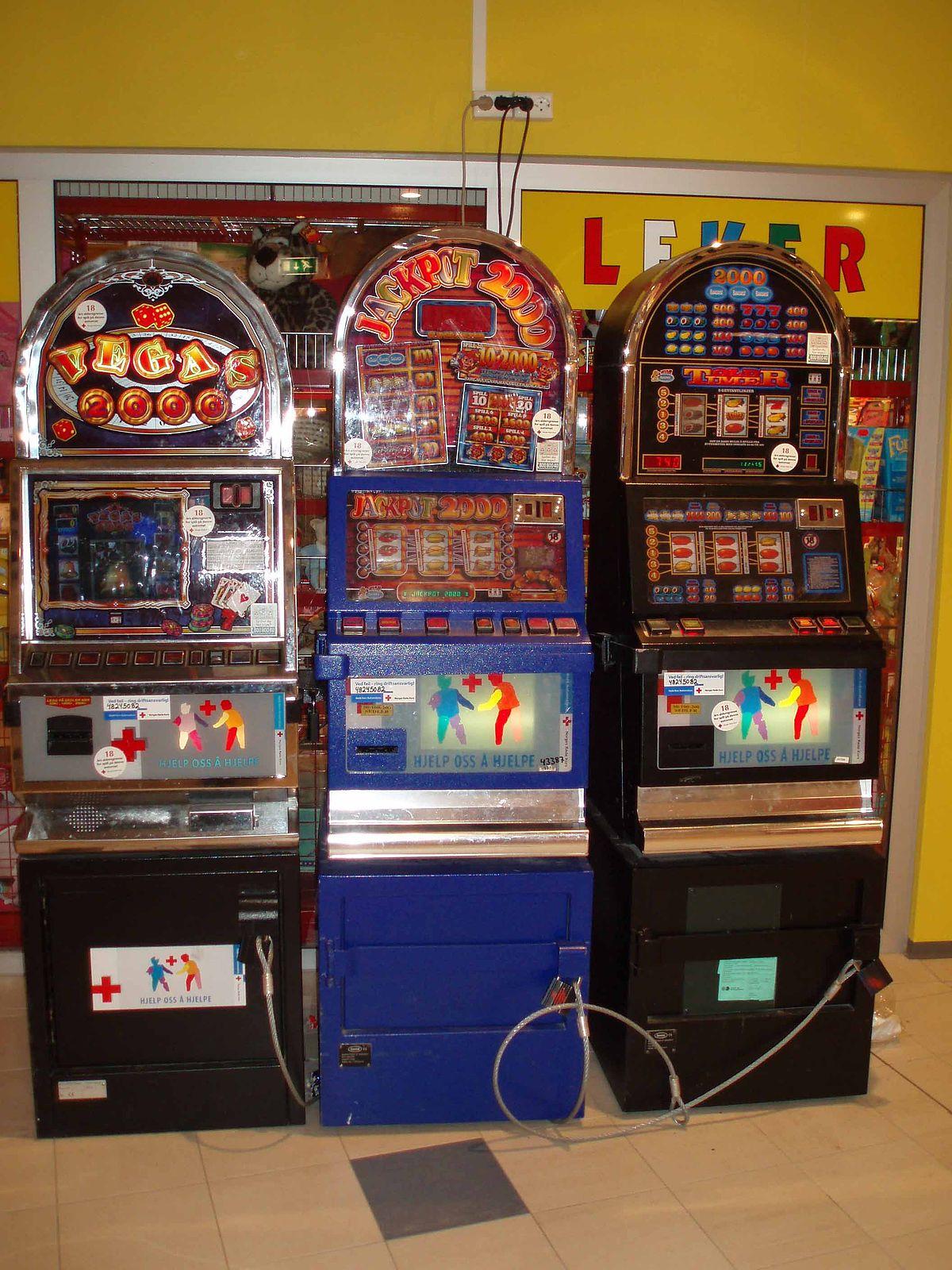 Spilleautomater spil video