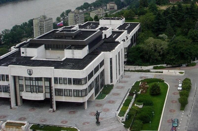 Slovak National Council building
