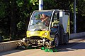 Small street sweeper truck in Kharkiv, Ukraine - panoramio (1).jpg