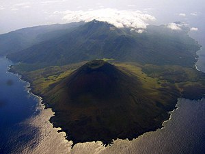 Babuyan Islands - Smith Volcano on Babuyan Island