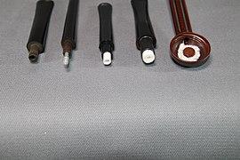 Smoking pipe filter types 2