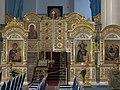 Smolny Cathedral of Resurration of Christ, interior, iconostasis (1).JPG