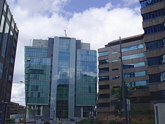 Snowhill - One Snowhill completed