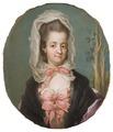 Sofia Albertina, 1753-1829, prinsessa av Sverige (Jakob Björck) - Nationalmuseum - 15321.tif