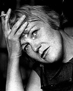Sonja Åkesson 1968.
