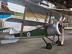 Sopwith Triplane at Central Air Force Museum Monino pic1.JPG