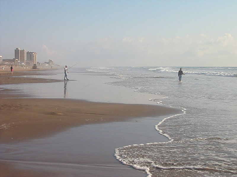 File:South Padre Island beach.jpg