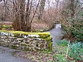 South Tawton mill bridge - geograph.org.uk - 1772749.jpg