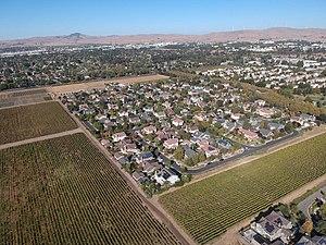 Livermore neighborhood
