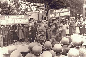 Soviet occupation of Bessarabia and Northern Bukovina