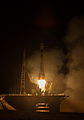 Soyuz TMA-08M rocket launches from Baikonur.jpg