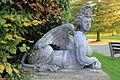 Sphinx, Trent Park House, Enfield, UK.jpg