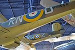 Spitfire Ia 'P9444' & Hurricane I 'L1592' – Science Museum, London (19003682409).jpg