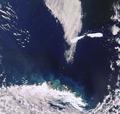 Splitting iceberg captured by Envisat ESA219058.tiff
