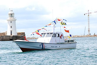 Sri Lanka Coast Guard - SLCG inshore patrol craft