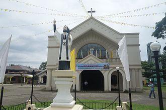 Abuyog, Leyte - St. Francis Xavier Parish Church