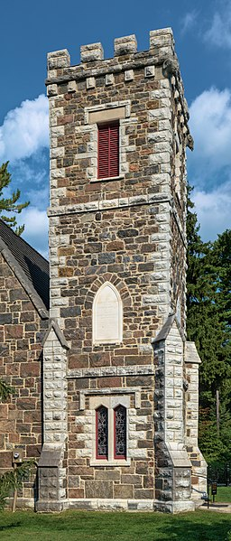 St. George's Anglican Church tower