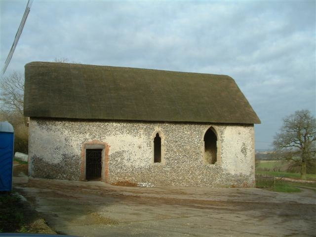 St. Martin's Chapel, Chisbury Manor Farm - geograph.org.uk - 99682
