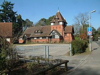 Colehill - St. Michael's and All Angels' Church, Colehill, Dorset.