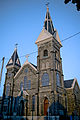 St. Peter's Evangelical Lutheran Church - Exterior, Milwaukee, Wisconsin.jpg