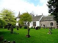 St. Peter's church, Dixton - geograph.org.uk - 1399915