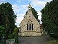 St Albans, Hatfield Road Cemetery Chapel - geograph.org.uk - 1944271.jpg
