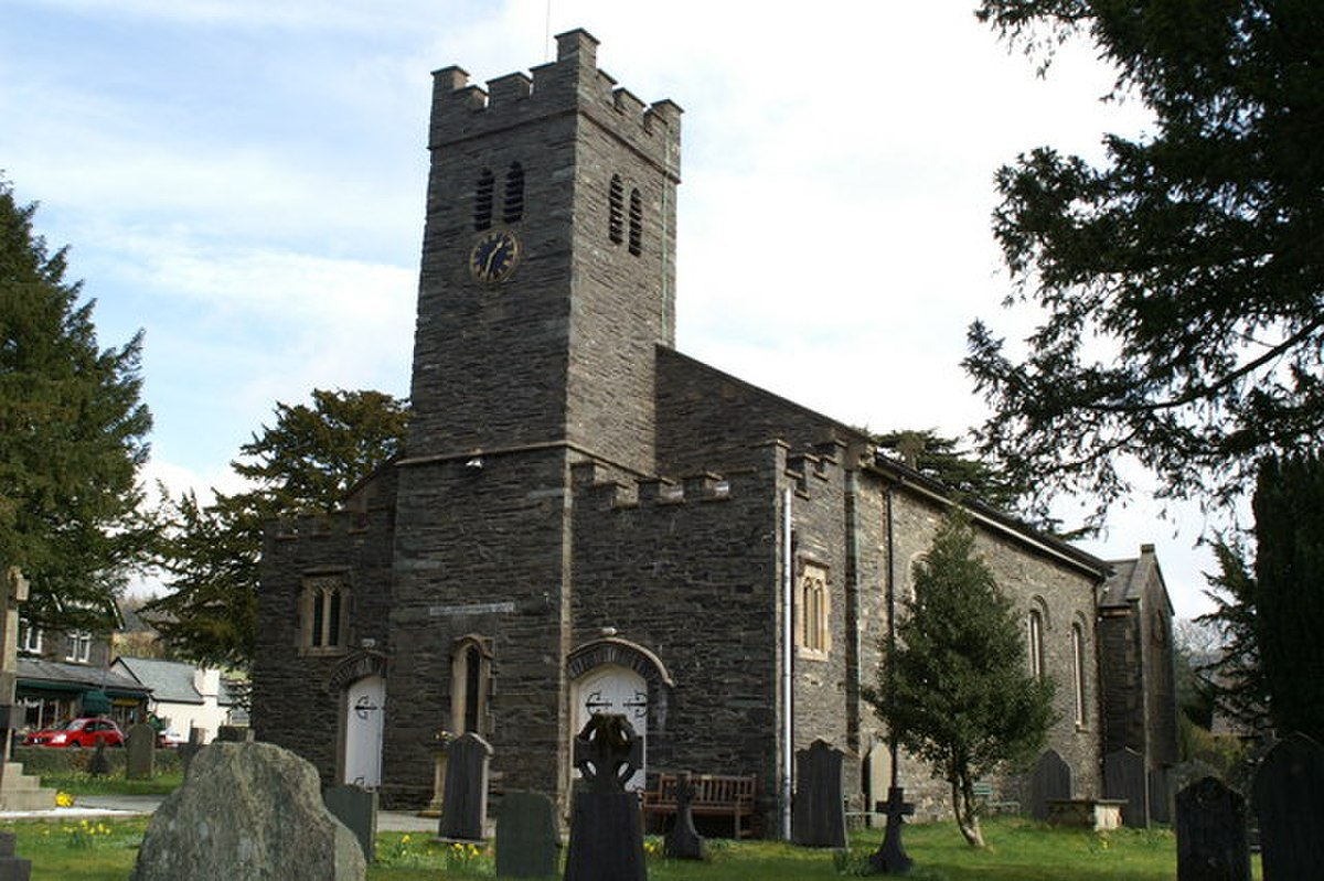 St Andrew's, Coniston's Parish Church - geograph.org.uk - 1231308.jpg