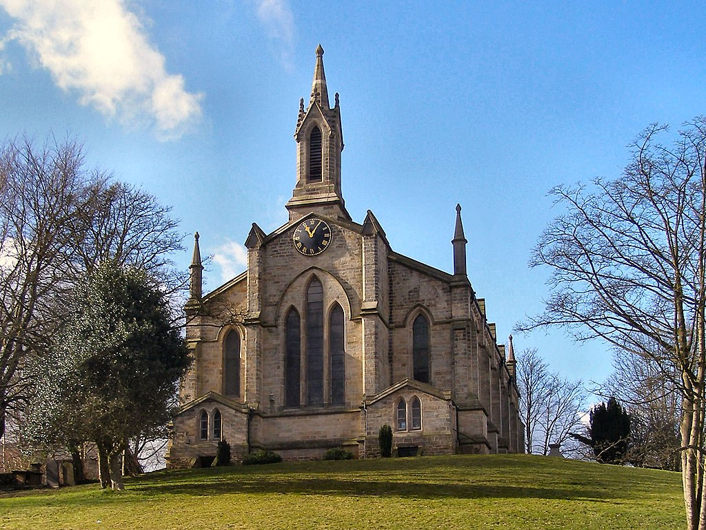File:St Clement's Church, Spotland Road - geograph.org.uk ...