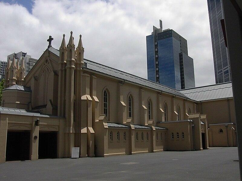 Fichier:St Francis Catholic Church, Melbourne, Australia (2005).jpg
