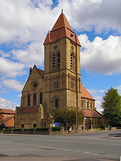 Church of St John the Evangelist, Cheetham Hill Church in Manchester, England
