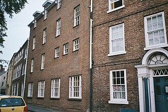 St John's College, Durham - Cranmer Hall, South Bailey, Durham