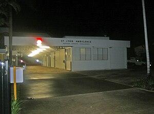 St John Ambulance Australia - St John Ambulance Northern Territory