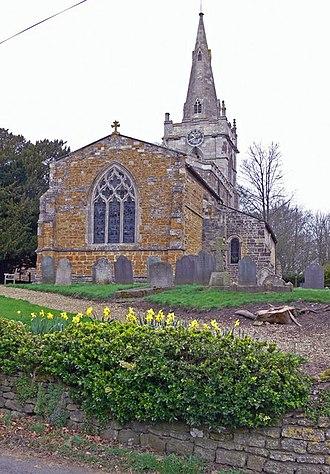 Cold Overton - Image: St John the Baptist Church geograph.org.uk 760864