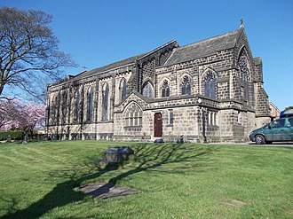 Yeadon, West Yorkshire - St John the Evangelist Church