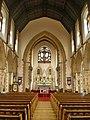 St Joseph's Catholic Church, Ansdell, Interior - geograph.org.uk - 1148100.jpg