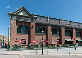 St Lawrence Market, Toronto, West partial view 20170417 1.jpg