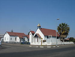 St Matthews Church Walvis Bay, Namibia.jpg