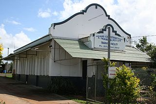 St Saviours Anglican Church, South Johnstone church building in Queensland, Australia