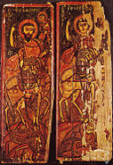 St Theodor & George Sinai 9-10th century